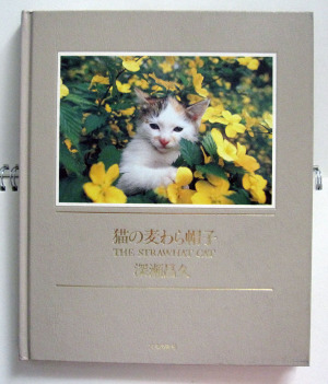 「猫の麦わら帽子」このタイトルがかわいすぎる!